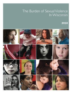 cover - The Burden of Sexual Violence in Wisconsin 2010