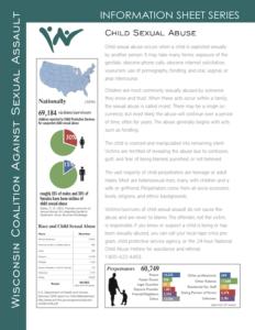 WCASA CSA Info - After